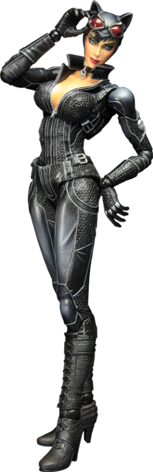 Catwoman- Arkham City Collectible Figure