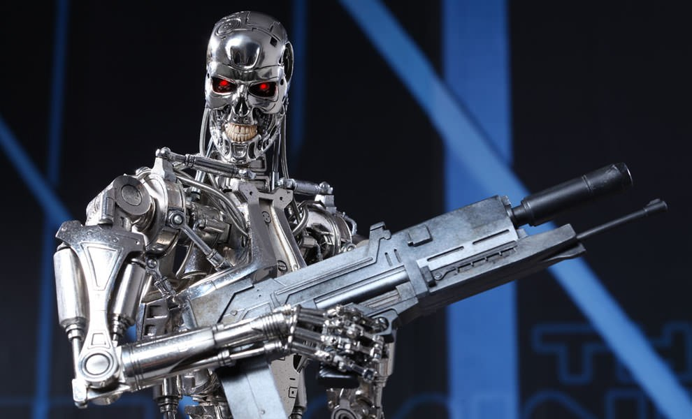 Gallery Feature Image of The Terminator: Endoskeleton Quarter Scale Figure - Click to open image gallery