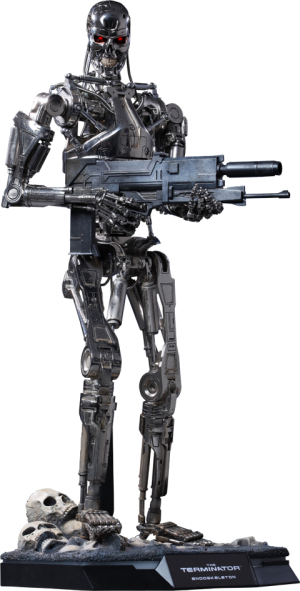 The Terminator: Endoskeleton Quarter Scale Figure