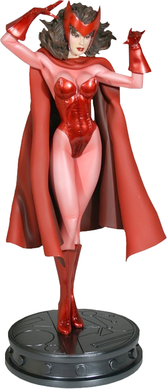 Bowen Designs Scarlet Witch Polystone Statue