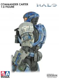 Gallery Image of Commander Carter Sixth Scale Figure