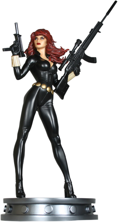 Bowen Designs Black Widow Variant Polystone Statue