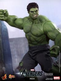 Gallery Image of Hulk Sixth Scale Figure