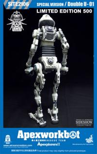 Gallery Image of Apexworkbot - Double U -01 (Special Version) Sixth Scale Figure