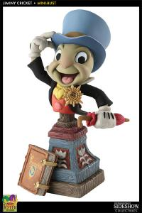 Gallery Image of Jiminy Cricket Polystone Bust