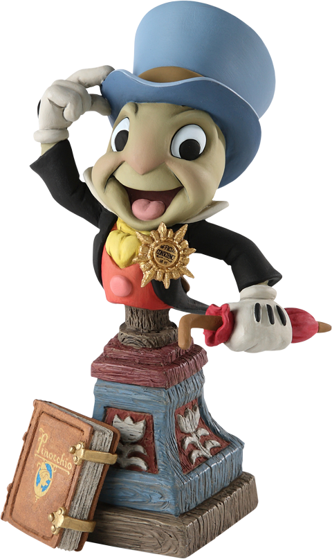 Enesco, LLC Jiminy Cricket Polystone Bust