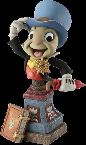 Jiminy Cricket Polystone Bust