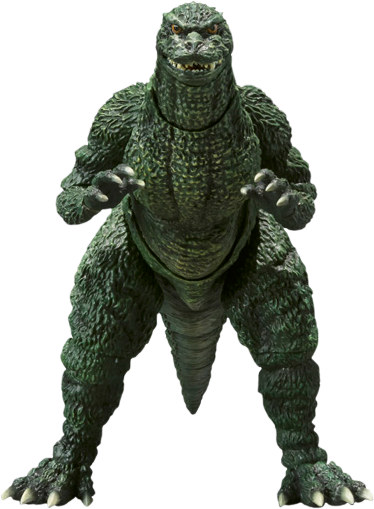 Bandai Godzilla Jr. Collectible Figure