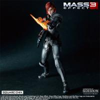 Gallery Image of Female Commander Shepard Collectible Figure