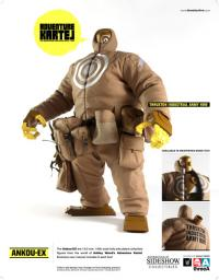 Gallery Image of Thruxton Industrial Army Hire AnkouEX Sixth Scale Figure