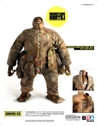 """Gallery Image of Thruxton Industrial Army Hire """"Dirty Swine Mode"""" AnkouEX Sixth Scale Figure"""