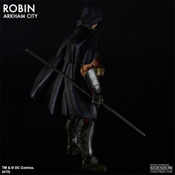 DC Comics Robin - Arkham City Collectible Figure by Square Enix