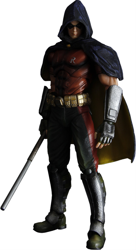 Square Enix Robin - Arkham City Collectible Figure