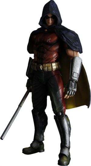Robin - Arkham City Collectible Figure