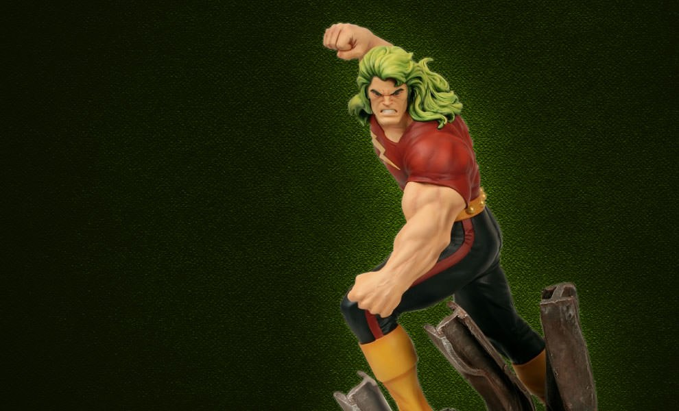 Gallery Feature Image of Doc Samson Polystone Statue - Click to open image gallery