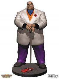 Gallery Image of Kingpin Polystone Statue