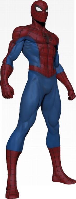 Bowen Designs Modern Spider-Man Museum Polystone Statue