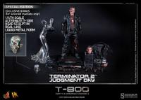 Gallery Image of T-800 (Battle Damaged) Sixth Scale Figure