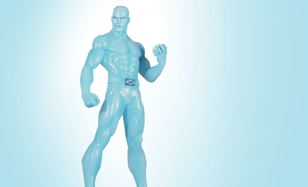 Gallery Feature Image of Iceman Classic Polystone Statue - Click to open image gallery
