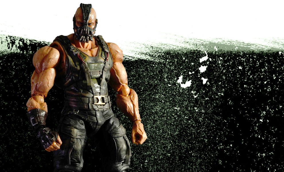 Gallery Feature Image of Bane (The Dark Knight Trilogy) Collectible Figure - Click to open image gallery