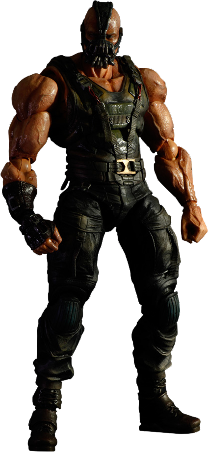 Square Enix Bane (The Dark Knight Trilogy) Collectible Figure