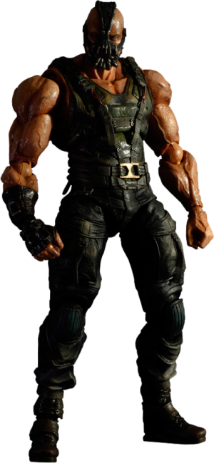 Bane (The Dark Knight Trilogy) Collectible Figure