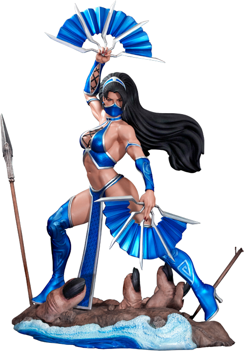 Mortal Kombat Kitana Quarter Scale Statue By Pcs Collectibles Sideshow Collectibles