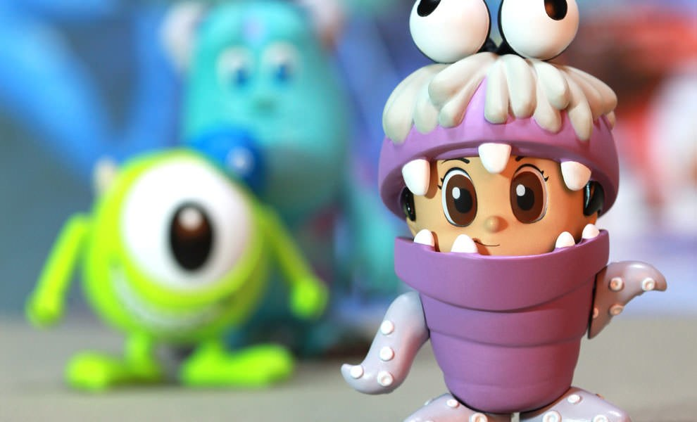 Gallery Feature Image of Boo (Monster Version) Vinyl Collectible - Click to open image gallery