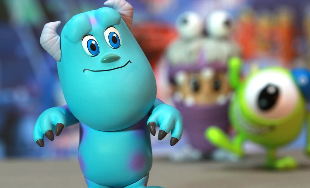 Gallery Feature Image of Sulley Vinyl Collectible - Click to open image gallery