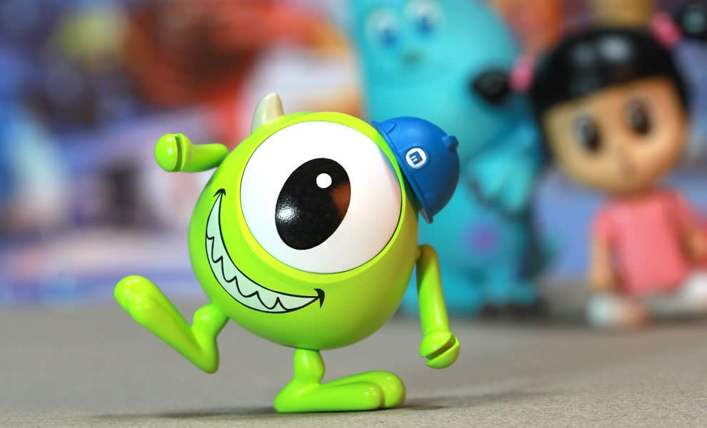 Gallery Feature Image of Mike Vinyl Collectible - Click to open image gallery