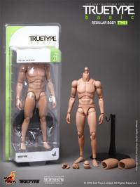 Gallery Image of TrueType - Regular Body Sixth Scale Figure