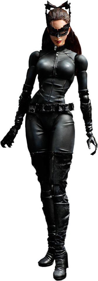Square Enix Catwoman (The Dark Knight Rises) Collectible Figure