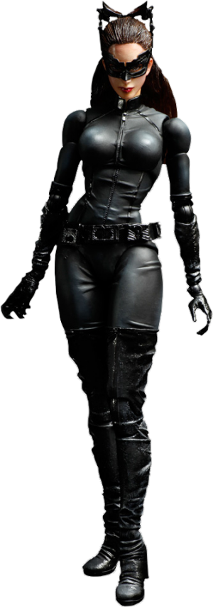 Catwoman (The Dark Knight Rises) Collectible Figure