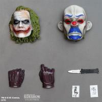 Gallery Image of The Joker (The Dark Knight) Collectible Figure