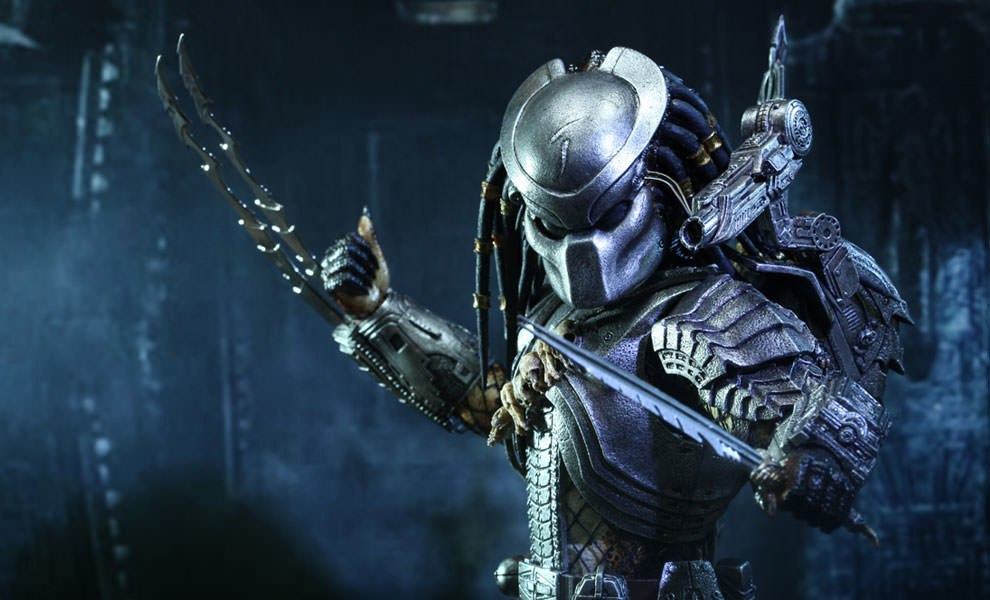 Gallery Feature Image of Scar Predator Sixth Scale Figure - Click to open image gallery