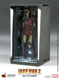 Gallery Image of Hall of Armor (Set of Four) Sixth Scale Figure Accessory