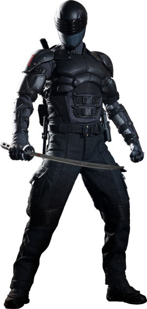 Snake Eyes Sixth Scale Figure