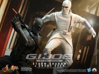 Gallery Image of Storm Shadow Sixth Scale Figure