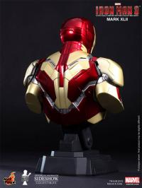 Gallery Image of Iron Man Mark XLII Collectible Bust