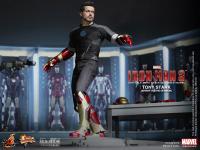Gallery Image of Tony Stark Sixth Scale Figure