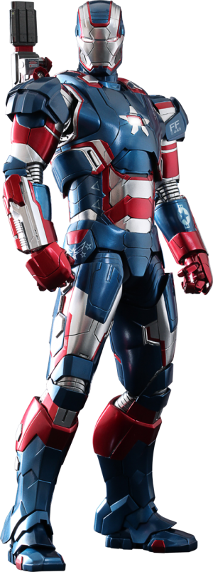 Iron Patriot Sixth Scale Figure