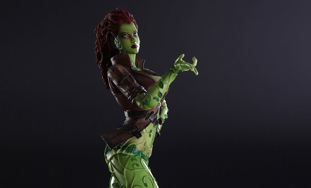 Gallery Feature Image of Poison Ivy - Arkham City Collectible Figure - Click to open image gallery