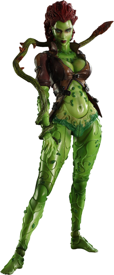 Square Enix Poison Ivy - Arkham City Collectible Figure