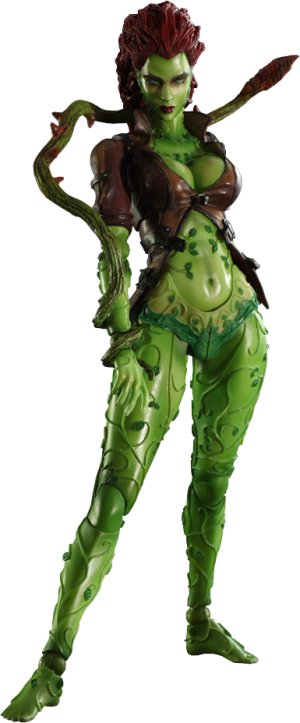 Poison Ivy - Arkham City Collectible Figure