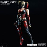 Gallery Image of Harley Quinn - Arkham City Collectible Figure