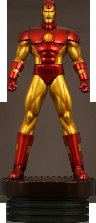 Bowen Designs Neo-Classic Iron Man Polystone Statue