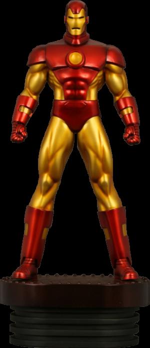 Neo-Classic Iron Man Polystone Statue