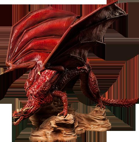 ARH Studios Dragon Polystone Statue