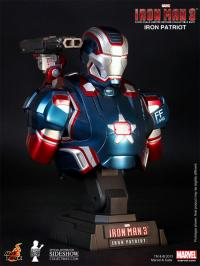 Gallery Image of Iron Patriot Collectible Bust
