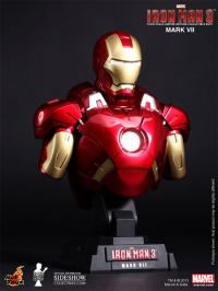 Gallery Image of Iron Man Mark VII Collectible Bust